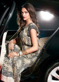 The true indian beauty.....Deepika Padukone