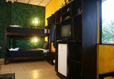 Una de nuestras habitación, visítanos y conoce el mejor hotel de playa en el salvador