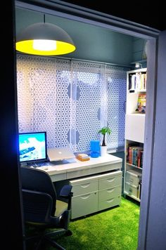 Gregory's Refreshed & Refreshing Home Office — Tech Tour