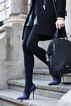 Love this look, great street style!
