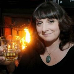 Amy Seton – a woman credited with building Birmingham's now thriving whisky scene from scratch.