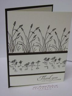 Stampin' Studio, Stampin' Up! Wetlands, Masculine Cards