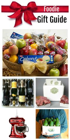 Foodie Gift Guide fr