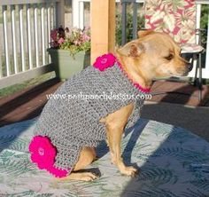 Posh Pooch's Pattern Store on Craftsy | Support Inspiration. Buy Indie.