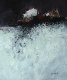 Scottish Artist James SOMERVILLE - Early Snow