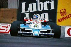 #8 Patrick Tambay...Löwenbräu Team McLaren...McLaren M28...Motor Ford Cosworth DFV V8 3.0...GP Estados Unidos Oeste 1979