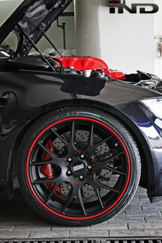 "I want these 18"" bbs rims on my red 3rd gen  camaro. That would look sick with black windows"