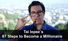 25 best tai lopez images on pinterest life coaching