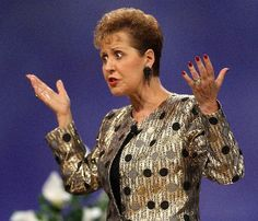 joyce meyer | Joyce Meyer Televangelist Sued By Insurance Company