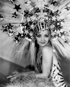 Alice White - 1930 - 'Show Girl in Hollywood' - Photo by Bertram Longworth