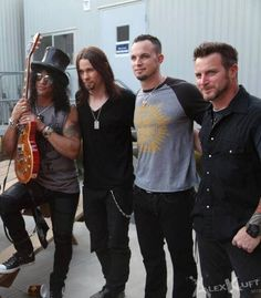 Slash and alter bridge