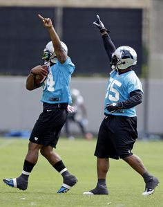 Mike Tolbert joining DeAngelo Williams and Jonathan Stewart,