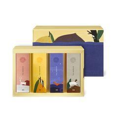 제주숲 동화 4종 세트 Incense Packaging, Candy Packaging, Tea Packaging, Chocolate Packaging, Beauty Packaging, Packaging Design, Branding Design, Medical Packaging, Japanese Packaging