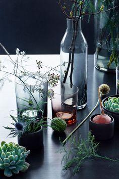 glas - mondgeblazen - By Nord - mouth blown glass
