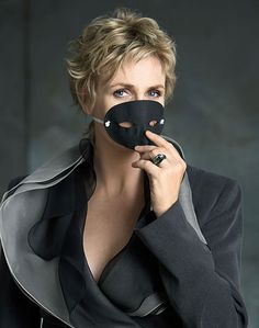 Jane Lynch by Blake Little... Love her! Loved the L Word, love Glee!