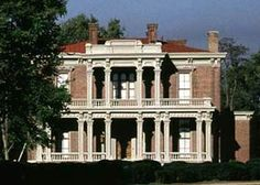 Two Rivers mansion- Where the girls dad and I married. maybe one of them will marry there also. it was beautiful