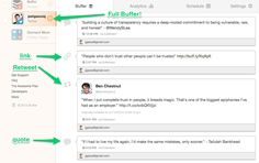 How the Founder of Buffer Tweets: The System and 5 Types of Tweets to Keep Your Followers Engaged   The Buffer Blog