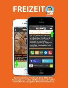 Unsere FREIZEIT App.