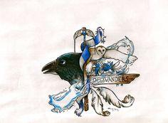 Ravenclaw by agentcoleslaw