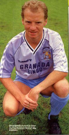 David Speedie - Coventry City