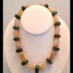 Cristo Gems & Jewelry Beautiful Agate Necklace Jewelry Necklaces