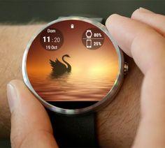Mural Watchface es una aplicación Android utilizada para colocar imágenes de 500x como fondo de pantalla de los SmartWatchs.