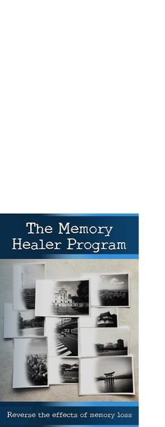 Reverse the effects of memory loss