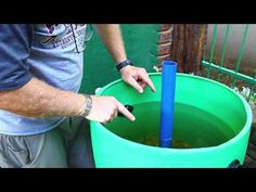 DIY how to build your own Bio Filter system for Kio pond - YouTube