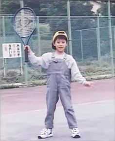 Good luck little champion @keinishikori