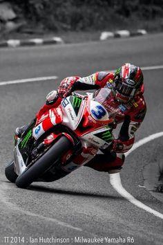 Ian Hutchinson TT