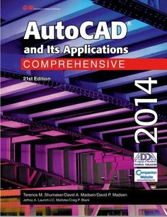 Download PDF AutoCAD and Its Applications Comprehensive 2014