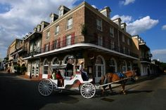Win a New Orleans prize pack that includes hotel stay, dinner in a historic restaurant and more....