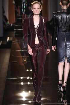 Atelier Versace Fall 2013 Couture Collection #fashion