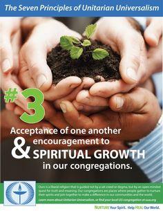 Unitarian Universalism third principle