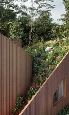 3 Rewarding Tips AND Tricks: Double Shed Roofing slope roofing design.Shed Roofing Construction roofing terrace home. Pergola Shade, Diy Pergola, Pergola Kits, Houses In Germany, Living Roofs, Living Walls, House Address, Roof Architecture, Residential Architecture