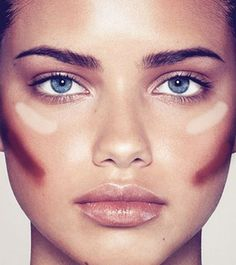 8 Makeup Tricks to Slim Your Face - Daily Makeover