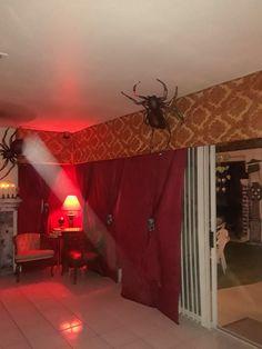 For the kitchen cabinets.  Magalie Sarnataro's prop Halloween 2017. Hollywood Tower Hotel Den