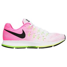 Women's Nike Air Zoom Pegasus 33 Running Shoes - 831356 106 | Finish Line