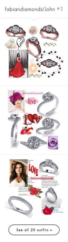 """fabiandiamonds/John #1"" by alma-ja ❤ liked on Polyvore featuring AX Paris and L'Agence"