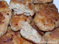 Absolut Delicios - Retete culinare: PARJOALE MOLDOVENESTI Romanian Food, Romanian Recipes, My Recipes, Carne, French Toast, Chicken, Meat, Cooking, Breakfast