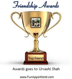 Check my results of Which Friend will get Friendship Awards? Facebook Fun App by clicking Visit Site button