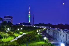 흘러가는대로 :: 주말에 가볼만한곳 서울 남산타워