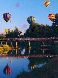 The Great Wellsville Balloon Rally--would be fun to go see the launch