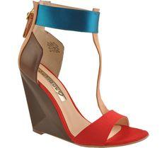 Boutique 9 Linya - Red Multi Fabric - Shoebuy.com Events