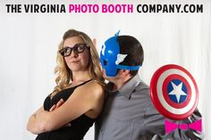 Ron & Jen – Richmond Wedding Photo Booth Photography » The Virginia Photo Booth Company by S. Carter Studios