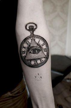 Forearm Tattoos for Men - 18