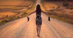 Sua vida muda totalmente quando você deixa de esperar e simplesmente vive