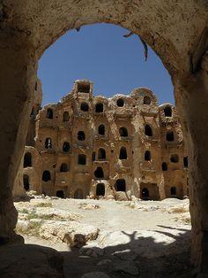 Partir en terre inconnue #Libye