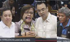 September 2016 Edgar Matobato Asked By Senators On Extra Judicial Ki. Philippine News, September 22