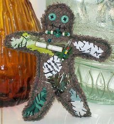 Rag Voodoo Doll